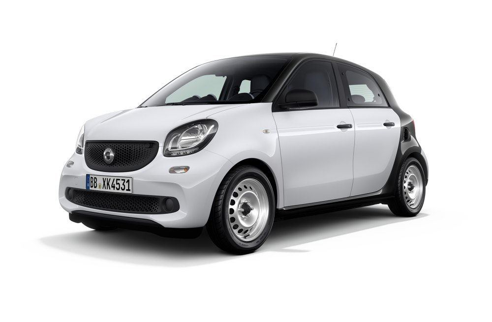 Smart Forfour o simile