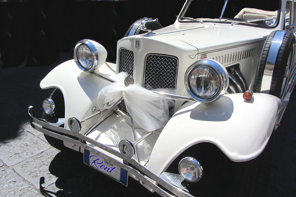 Ceremony car